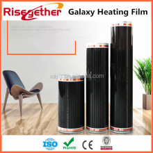 Excellent Quality Radiant Floor Heating Keeping Warm Intelligent Electric Underfloor 24v 110v 80w PTC Carbon Heating Film