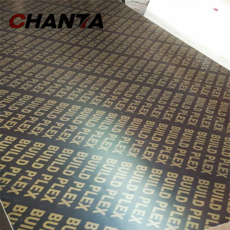18mm film faced plywood linyi factory cheap price marine plywood for construction