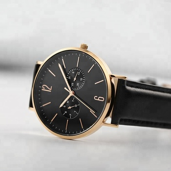 a6554c4c00c8 Alibaba fábrica de China logotipo personalizado reloj de hombre de marca  reloj de cuarzo de cronógrafo