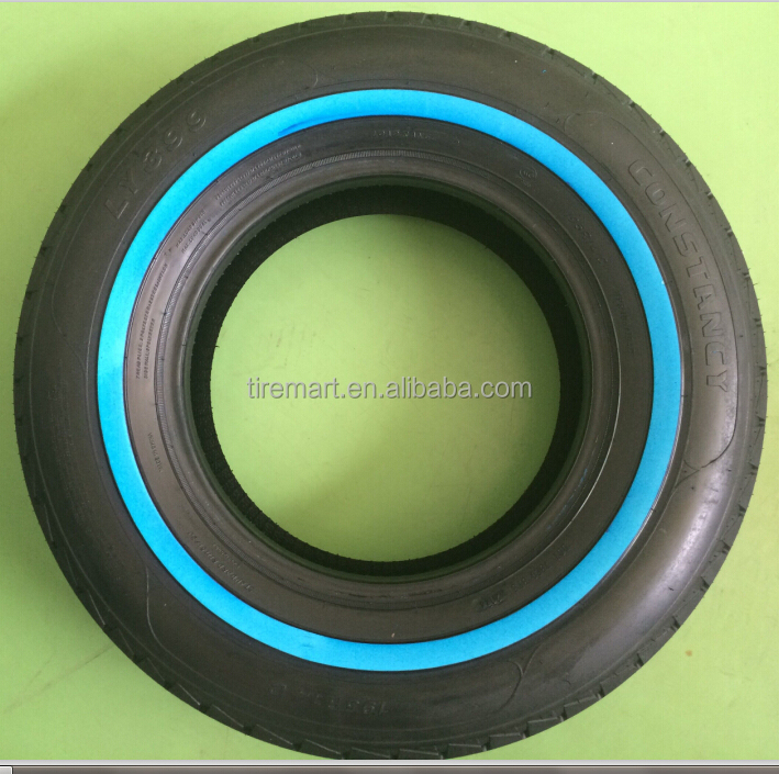 Wholesale China Cheap New Coloured Passenger Car Tires Coloured Tires