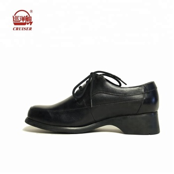 40d7757f8192b China Hot Sale Black Genuine Leather Ladies Shoes Women - Buy ...