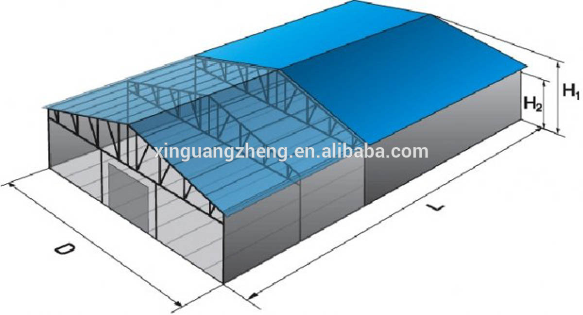 South American standard structural steel fabricators