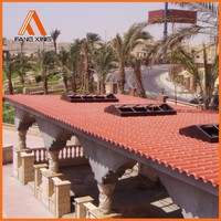 Chinese Terracotta Lightweight Plastic Flexible Roofing Materials ...