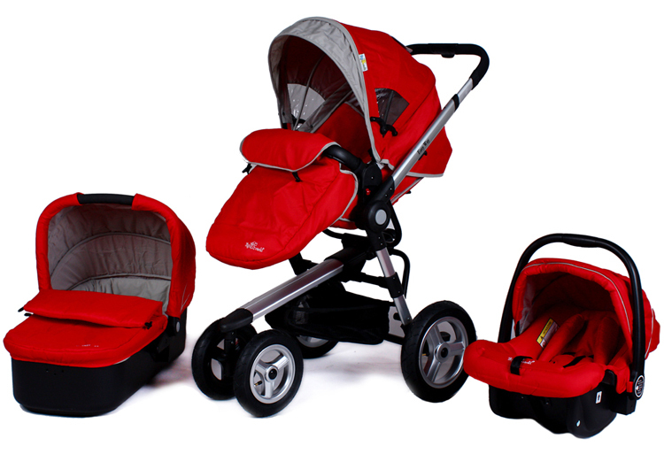 Get Quotations Baby Strollers And Car SeatAfter Folding Can Be DraggedNewborn CarrycotCar