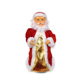 12 inch Musical holiday living Santa