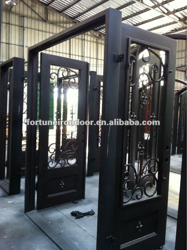 Lowes Wrought Iron Security Doors Lowes Wrought Iron Security Doors