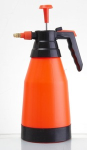 Horticultural house portable garden insect pressure sprayer