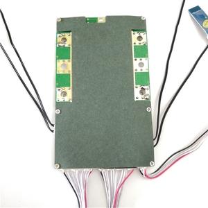 60A 24S 72v bluetooth bms Lifepo4 battery Smart BMS with UART RS485  communication port