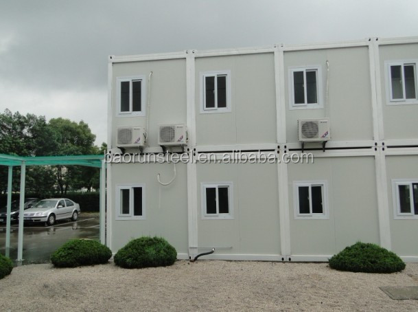 prefabricated steel chicken farming