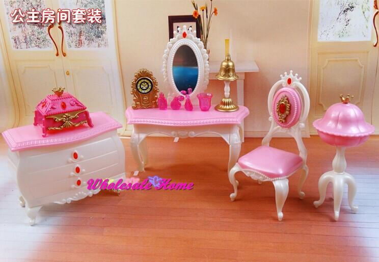Barbie Dollhouse Kitchen Table