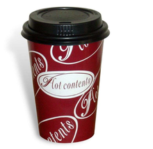 big size paper cup,12oz 16oz paper cup for beverage