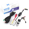 top quality h1 china hid xenon kits with cheap 35w silver slim ballast with one year guarantee