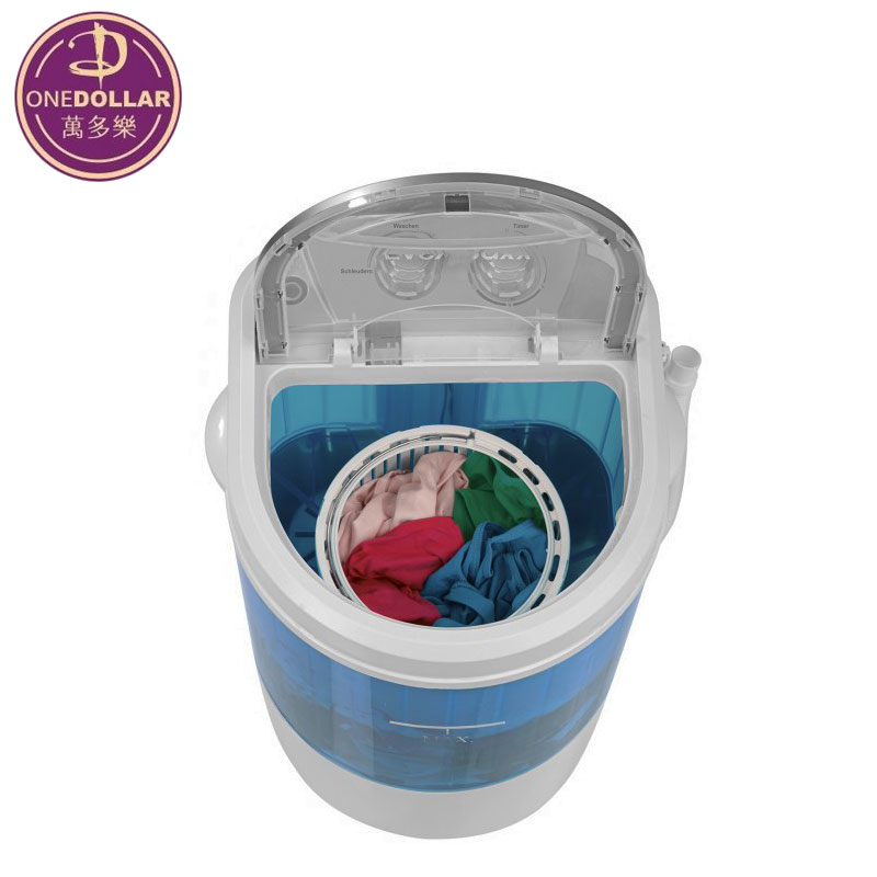 Portable mini washer home office washer <strong>Semi</strong>-<strong>automatic</strong> single tub <strong>washing</strong> <strong>machine</strong>