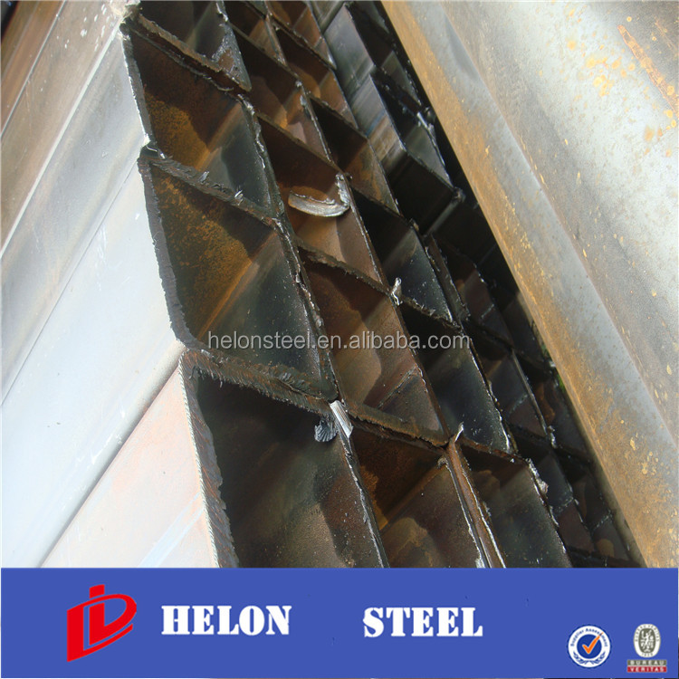 st 37.2 steel tube ! square pipe and tube in jinan 98*98 steel square tube