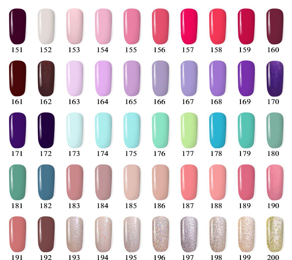 Échantillon gratuit pigment élevé 3 en 1 un gel tremper hors uv LED gel polonais marque privée chine en gros fournitures pour ongles