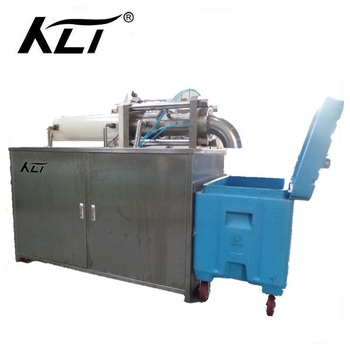 WUXI Y34 dry ice pelletizer machine maker with capacity of 50kg/h