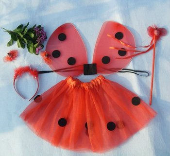 hot sell ladybird halloween costumes for kids