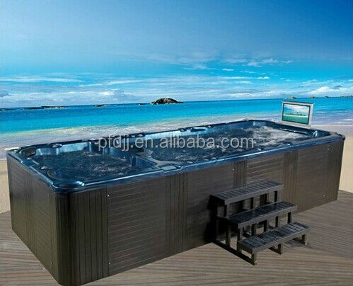 CE,FCC, SAA Approved Outdoor Acrylic swimming pools