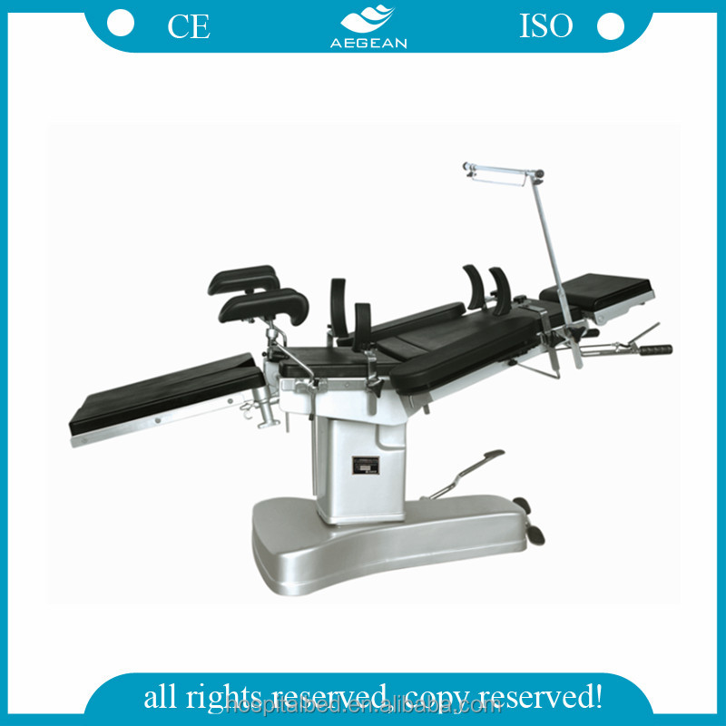 AG-OT023 Economic hospital hydraulic medical modern surgical Quiet and reliable hydraulic lift system