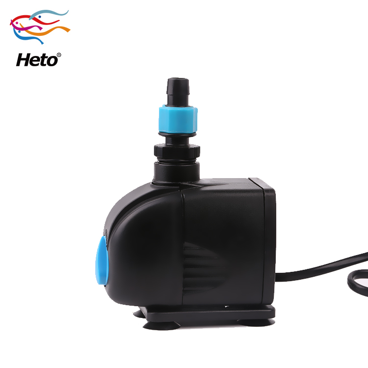 13w,High head, low energy consumption plastic submersible water pump,aquarium water pump  For Fish Tank