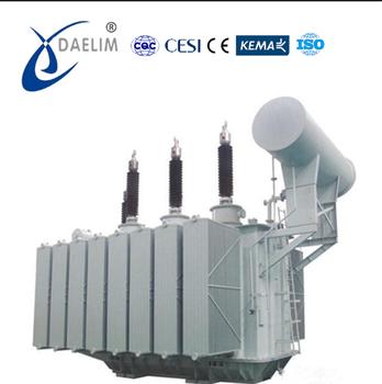 50 Mva 50000 Kva 230 Kv Oil Immersed Power Transformer