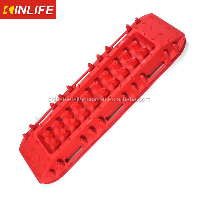 Kinlife cheap snow sand mu max recovery tracks maxx traxx ladder