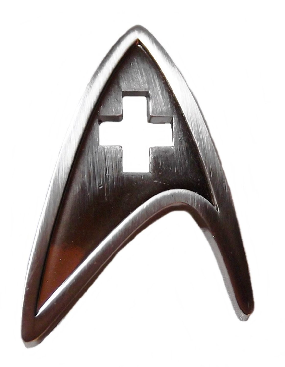 Star Trek New Movie MEDICAL Chest Insignia Metal Logo PIN