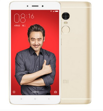 Wholesale Original xiaomi redmi note4 mobile phone Dual <strong>SIM</strong> 4G LTE Mental Body Quick Charge Fingerprint