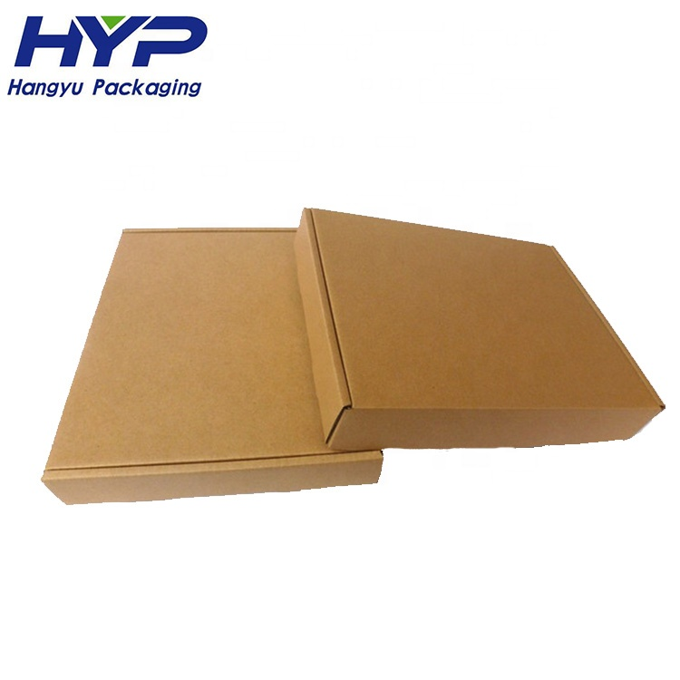 High quality Factory Custom Packing Corrugated Board Carton box with color printing