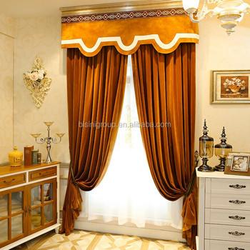 Interieur Grandeur Vintage Franse Provence Stijl Custom Bruin Volant ...