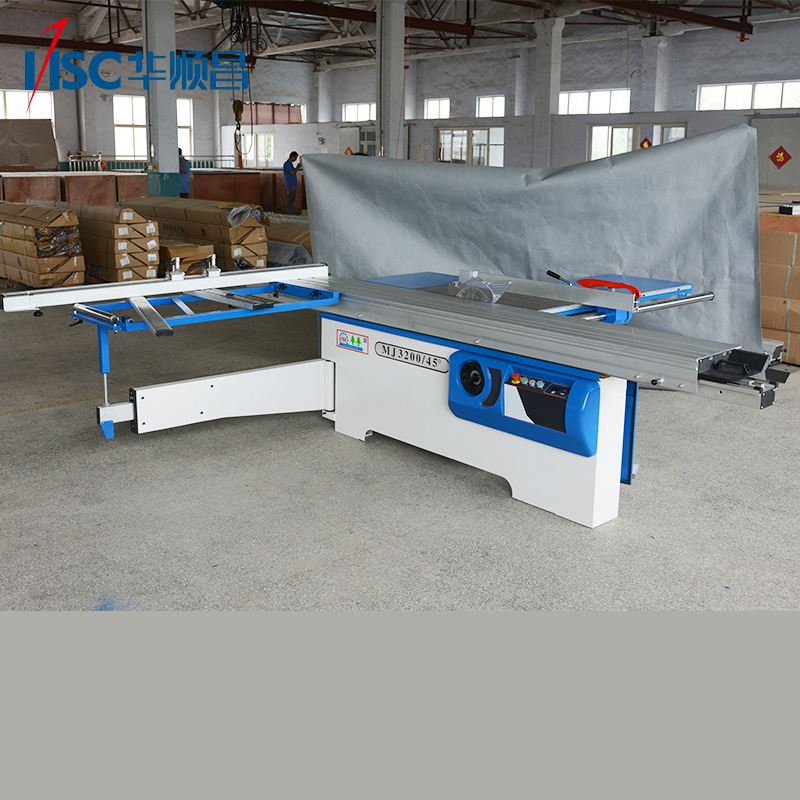 Made in China computer used sliding table panel saw machine