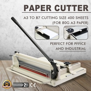 "Heavy Duty Steel 17"" Industrial Paper Cutter Perfect For A3 Paper,A3 paper cutter"