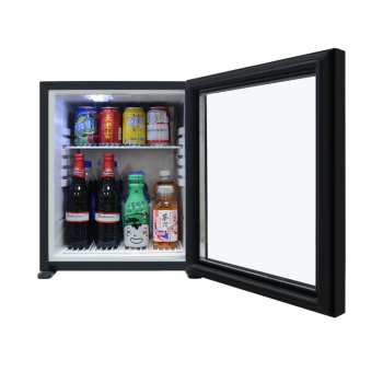 Mini Glass Refrigerator Mini Freezer Glass Door Wholesale