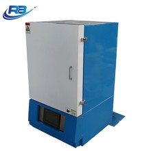 Good quality 1200 degrees muffle furnace for laboratory experiment!