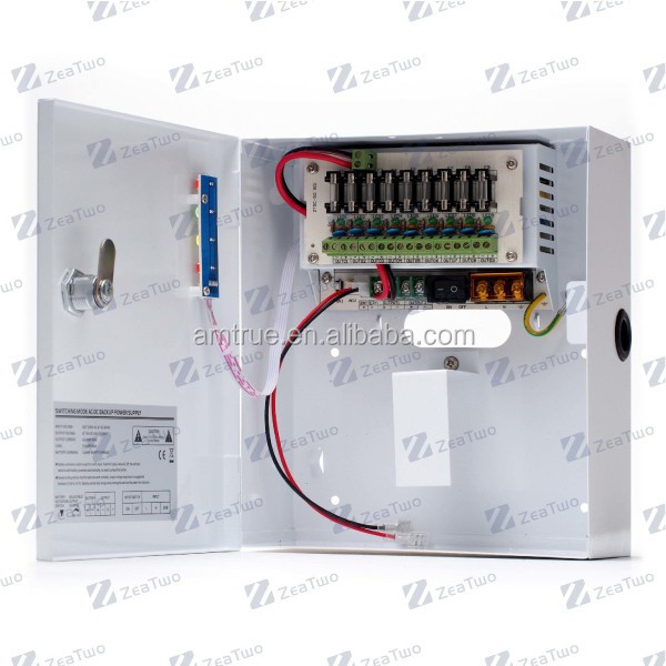 60w Ups Power Supply Battery Backup Cctv Power Supply For CCTV With Good Quality