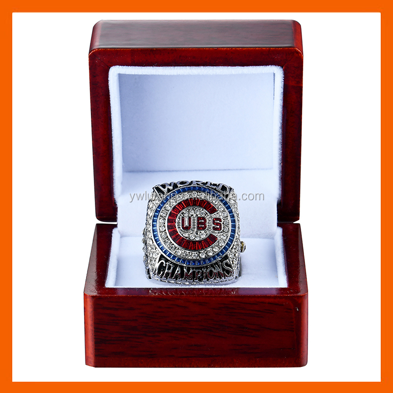 LT JEWELRY 2016 CHICAGO CUBS BRYANT WITH NUMBER 17 WORLD SERIES BASEBALL CHAMPIONSHIP RING REPLICA RIING BEST GIFT