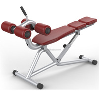 Bailih new style crunch bench/ab exercise machines seen tv/ twister equipment