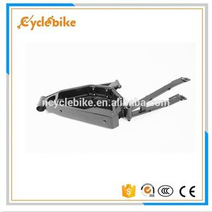CE electric bike frame suspension import bicycle frame