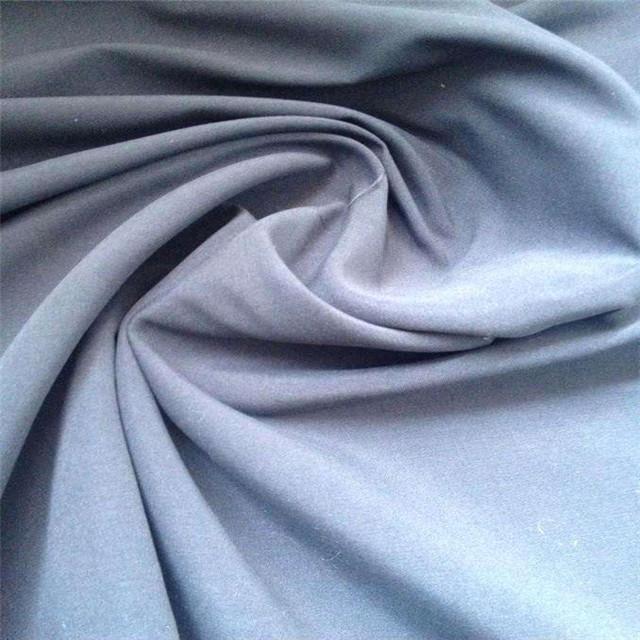 100% recycled rpet polyester microfiber waterproof peach skin fabric wholesale