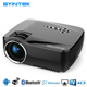 WiFi Home Theater Projector Built-in Android Bluetooth HDMI Smart Mini Projector 1800 Lumens support 1080p Beamer