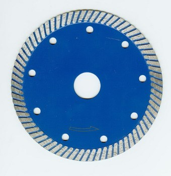 4inch 4.5inch 5inch sintered diamond cutting disc for ceramic,tile,porcelain,granite diamond turbo blade