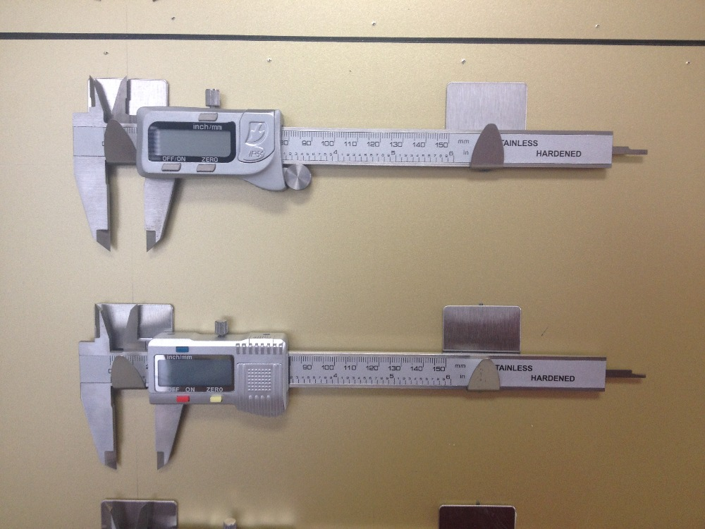 stainless steel digital vernier caliper