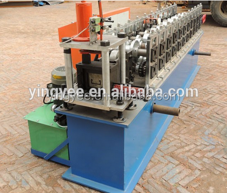 Good quality Best Prices Of Fully Auto Ceiling T Bar Light Keel Roll Forming Machine/light keel roll forming machine manufacture
