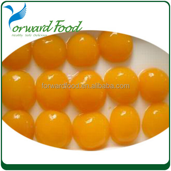 83 new crop chinese cheap sweet canned yellow peach