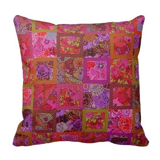 Bohemian Style Pillow Case (Size: 20