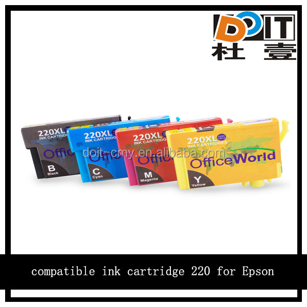 Hot! new inks T2201 T2202 T2203 T2204 (T2941-4)for Epson printer