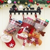 Candy Socks Gifts Bag Christmas Tree Hanging Xmas Decoration
