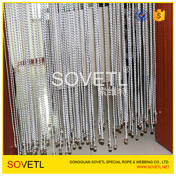 Anti Static Braided Rope For Door Curtain
