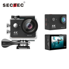 2017 SECTEC 4K Outdoor action Camera Video Sports Camera wifi Ultra HD Waterproof