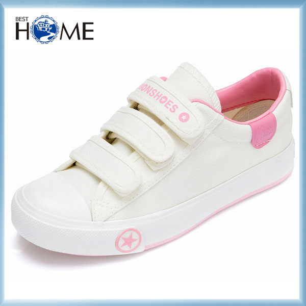 Fashion Man Casual Shoe Canvas Choes Woman For Students